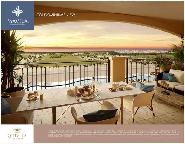 3 Bed Quivira Jacarandas #2105, Pacific, MX  (MLS #21-3267) :: Own In Cabo Real Estate