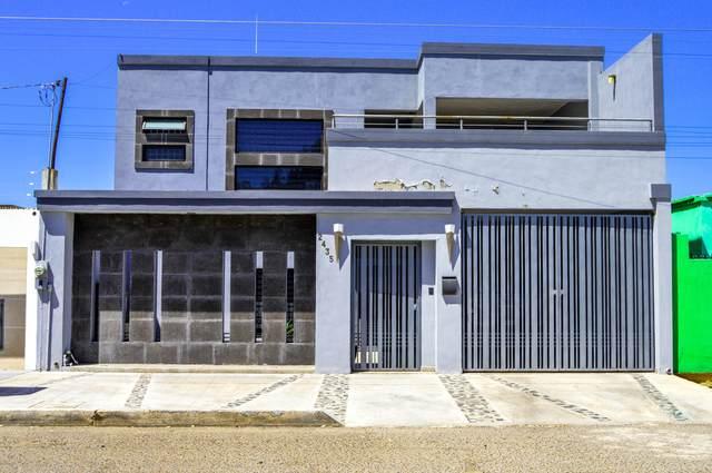 2435 Chiapas E/ Malibat Y Legaspy, La Paz, MX  (MLS #21-3299) :: Own In Cabo Real Estate