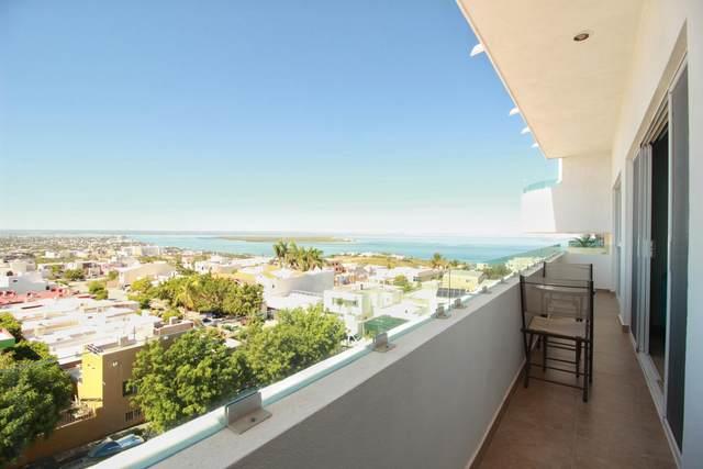 124 Francisco De Ulloa Ph-3, La Paz, MX  (MLS #21-3380) :: Own In Cabo Real Estate
