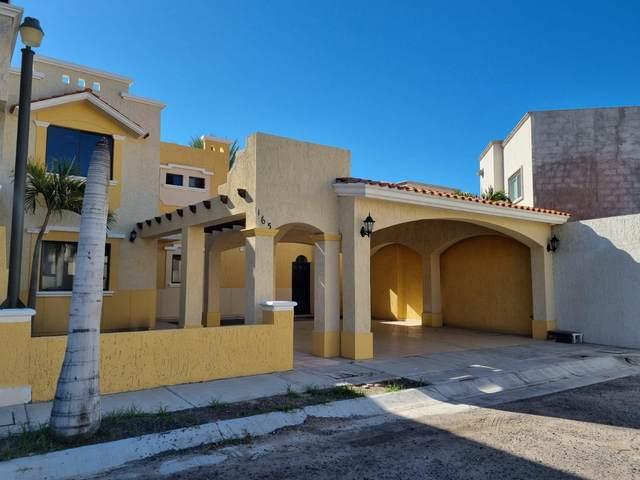 165 Privada Ballenas, La Paz, MX  (MLS #21-3412) :: Own In Cabo Real Estate