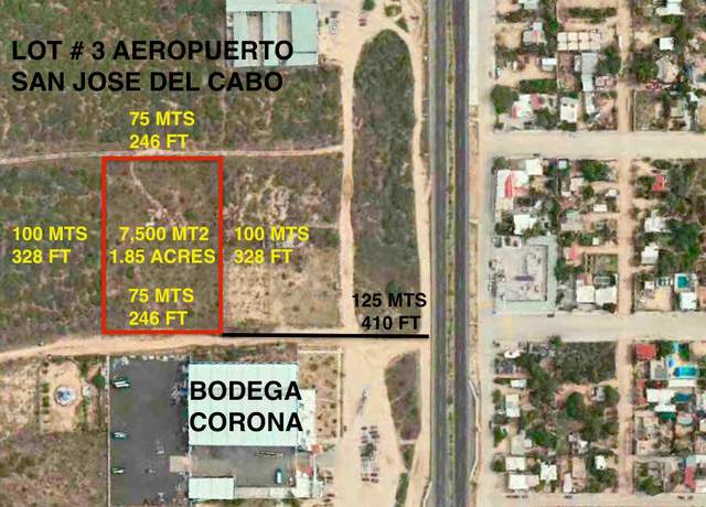Airport, San Jose del Cabo, MX  (MLS #21-3518) :: Own In Cabo Real Estate