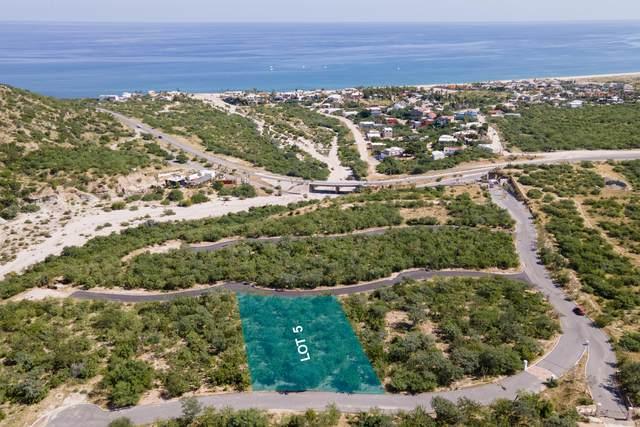 Santo Tomas (Lot 5) El Camino Al Triunfo, East Cape, MX  (MLS #21-3566) :: Own In Cabo Real Estate