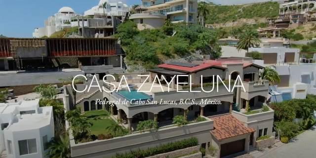 87 Camino Del Patron, Pedregal, Cabo San Lucas, MX  (MLS #21-3573) :: Own In Cabo Real Estate