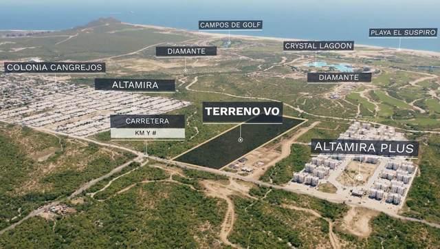 4 Remanente Del Lote 4, Cabo San Lucas, MX  (MLS #21-3583) :: Own In Cabo Real Estate