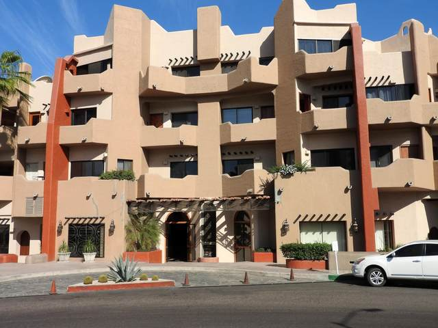 39 Paseo De La Marina #206, Cabo San Lucas, BS  (MLS #21-460) :: Own In Cabo Real Estate