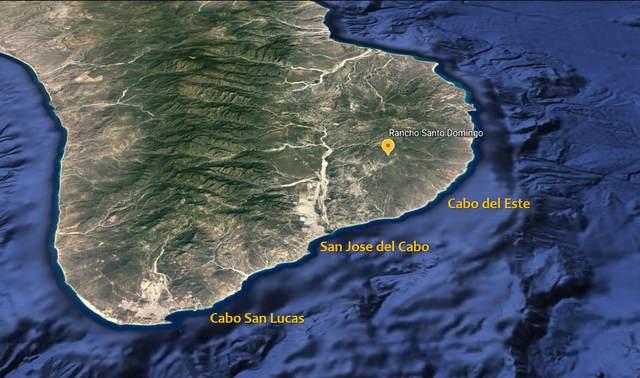 Rancho Santo Domingo, San Jose del Cabo, BS  (MLS #21-484) :: Ronival