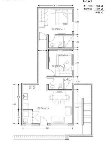 1139 Blvrd Forjadores Col. Mauricio Castro #2, San Jose del Cabo, BS  (MLS #21-520) :: Own In Cabo Real Estate