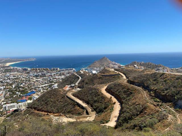Lot 9-D/48 Camino Del Cielo, Csl, Bcs Mza 48, Cabo San Lucas, BS  (MLS #21-608) :: Own In Cabo Real Estate