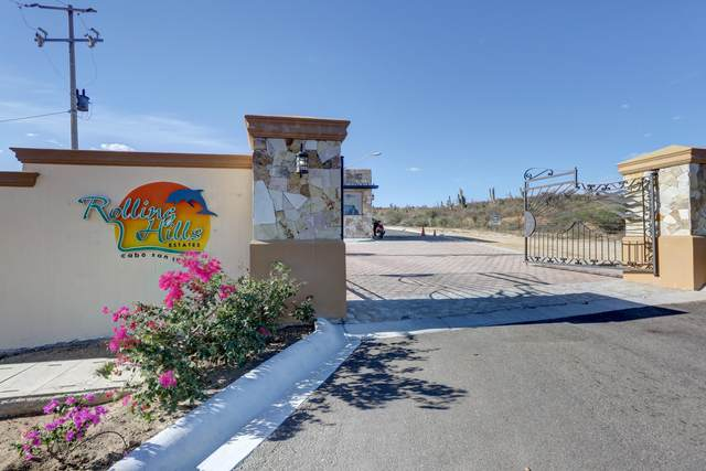 Lt 3 Bl.4 Blvd. Cabo Hills, Pacific, BS  (MLS #21-643) :: Own In Cabo Real Estate