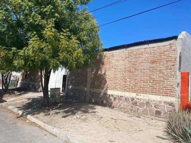 Santos Degollado, La Paz, BS  (MLS #21-726) :: Ronival