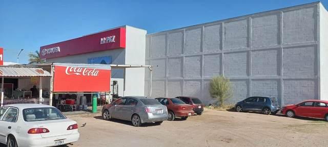 Blvd Colosio Y Bellota, La Paz, BS  (MLS #21-728) :: Ronival