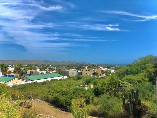 Velero, San Jose del Cabo, BS  (MLS #21-824) :: Coldwell Banker Riveras