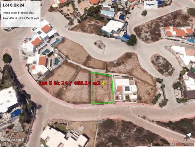Camino Del Mar, Cabo San Lucas, BS  (MLS #18-1079) :: Los Cabos Agent