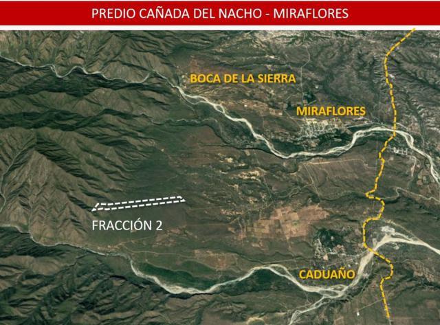 Predio Canada De Nacho Fracc 2, East Cape, BS  (MLS #18-1186) :: Los Cabos Agent
