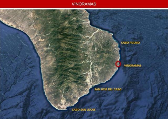 No-23 Vinoramas. Palo Escopeta Road., East Cape, BS  (MLS #18-1970) :: Los Cabos Agent