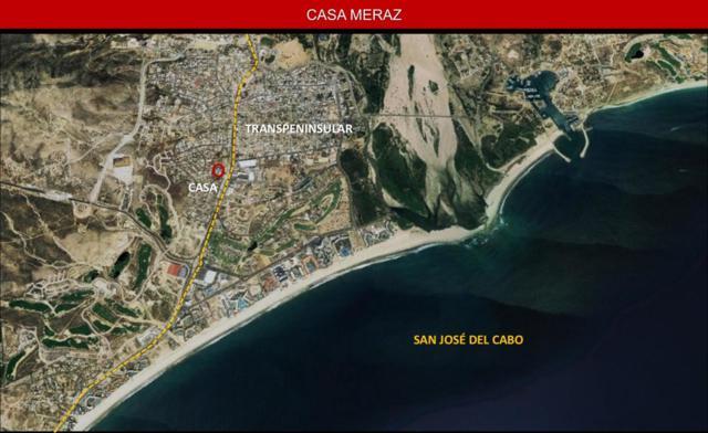 Casa Meraz, San Jose del Cabo, BS  (MLS #18-2315) :: Los Cabos Agent