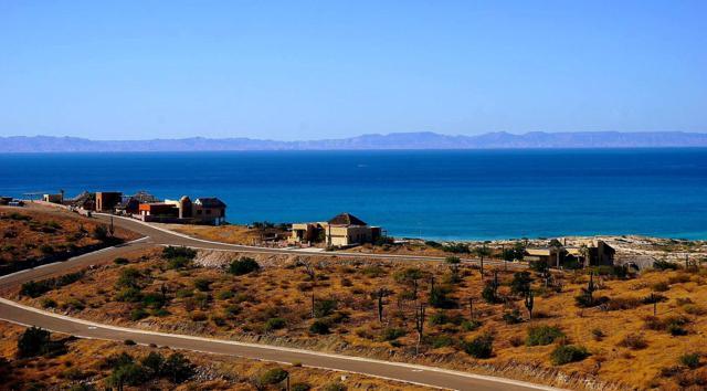 Premium View Lot, La Paz, BS  (MLS #18-2825) :: Los Cabos Agent