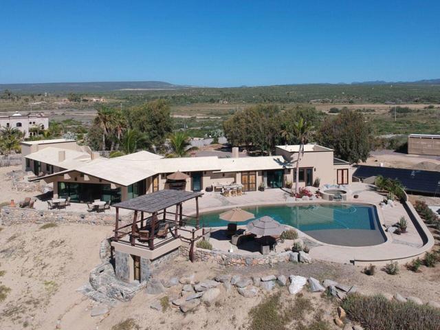 Rancho Pastora ''Oceanfront'', Pacific, BS  (MLS #18-2992) :: Los Cabos Agent
