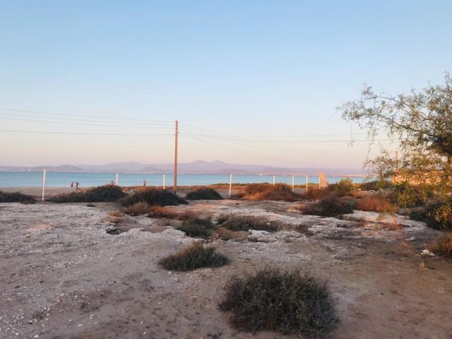Paseo Costero Playa Centenario Lote 3, La Paz, BS  (MLS #19-1592) :: Los Cabos Agent