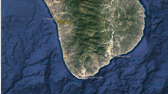 Acceso Sin Nombre, Pacific, BS  (MLS #19-2132) :: Los Cabos Agent
