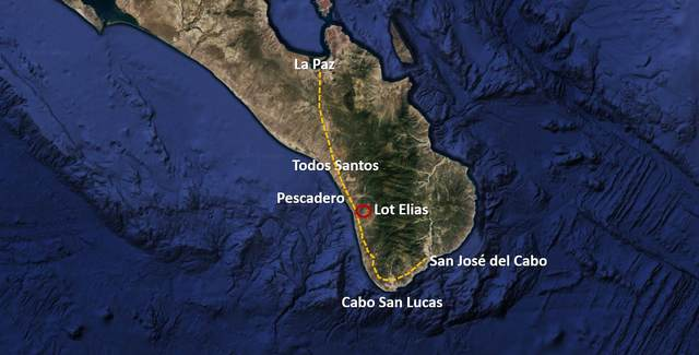Lot Elias Calles, Pacific, BS  (MLS #19-2925) :: Own In Cabo Real Estate