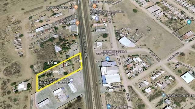 Blvd. Forjadores, La Paz, BS  (MLS #19-3332) :: Los Cabos Agent