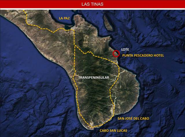 Las Tinas, East Cape, BS  (MLS #19-865) :: Own In Cabo Real Estate