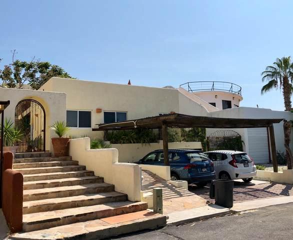 lot 16 Sierra De La Giganta, Cabo Corridor, BS  (MLS #20-2267) :: Coldwell Banker Riveras