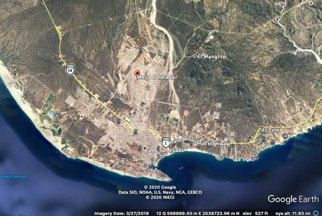 Leona Vicario & Del Concho St, Cabo San Lucas, BS  (MLS #20-2483) :: Ronival