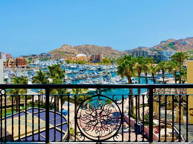 The Paraiso Residences #1110, Cabo San Lucas, BS  (MLS #20-400) :: Coldwell Banker Riveras