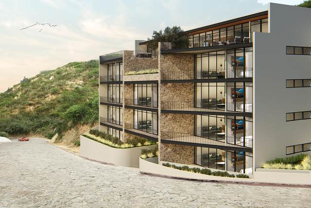 Pedregal One #102, Cabo San Lucas, BS  (MLS #21-1003) :: Own In Cabo Real Estate