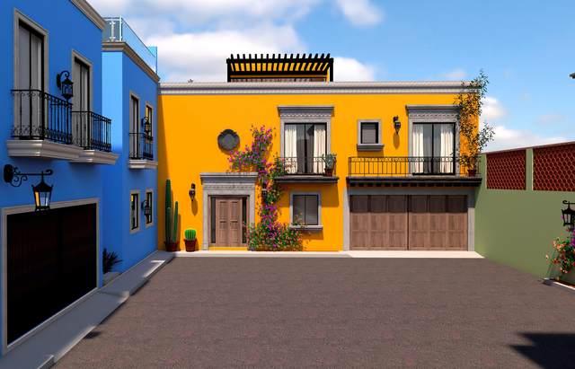 425 Vicente Guerrero, La Paz, BS  (MLS #21-1004) :: Own In Cabo Real Estate