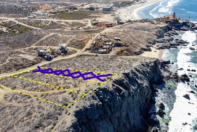 Oceanfront Cliffs Los Cerritos, Pacific, BS  (MLS #21-1805) :: Ronival