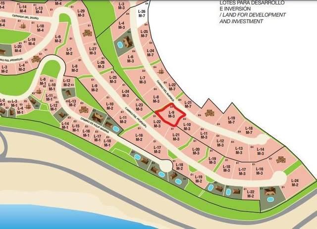 Camino Del Marmol, La Paz, MX  (MLS #21-2289) :: Own In Cabo Real Estate
