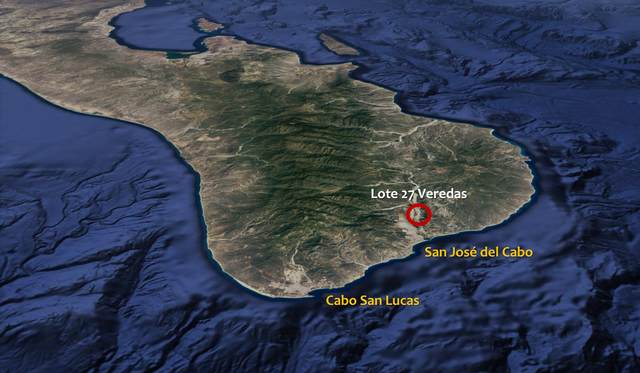 Lote 27 Las Veredas, San Jose del Cabo, MX  (MLS #21-2569) :: Own In Cabo Real Estate