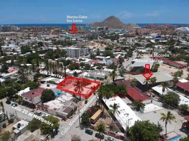 Calle Libertad / Matamoros, Cabo San Lucas, MX  (MLS #21-3387) :: Own In Cabo Real Estate