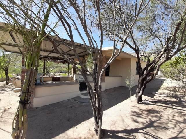 KM 20.5 Carretera San Juan De La Costa, La Paz, MX  (MLS #21-3510) :: Own In Cabo Real Estate