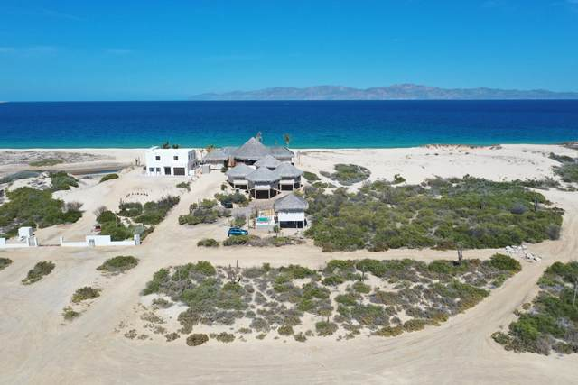 Ventus Bay Beach Club Lot 14, La Paz, BS  (MLS #21-556) :: Own In Cabo Real Estate