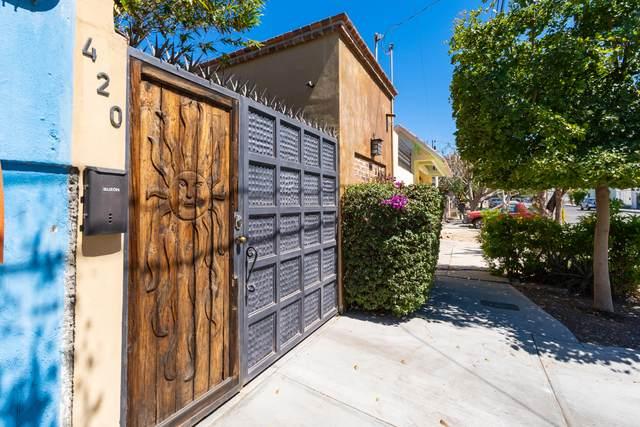 420 Salvatierra, La Paz, BS  (MLS #21-713) :: Own In Cabo Real Estate