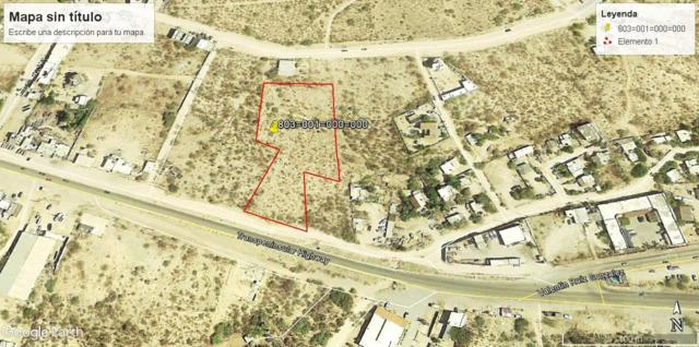 Highway Frontage Comm. Prop., East Cape, BS  (MLS #17-1821) :: Los Cabos Agent