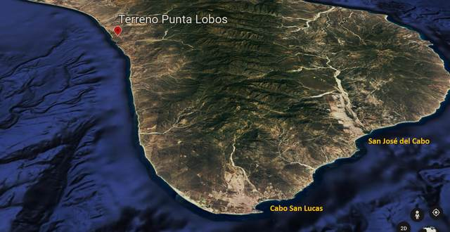 Los Pinos E/ Palmas Y Jacarand, Pacific, BS  (MLS #18-1712) :: Own In Cabo Real Estate