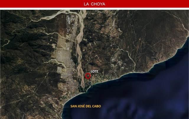 Lote La Choya, San Jose del Cabo, BS  (MLS #18-1953) :: Los Cabos Agent