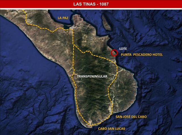Las Tinas Lot 1087, East Cape, BS  (MLS #18-2710) :: Coldwell Banker Riveras