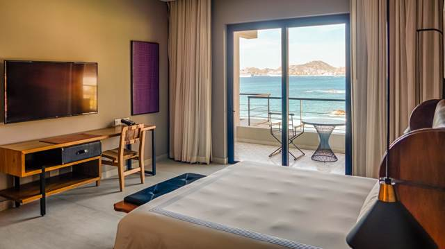 The Cape, A Thompson Hotel #732, Cabo Corridor, BS  (MLS #19-1124) :: Los Cabos Agent