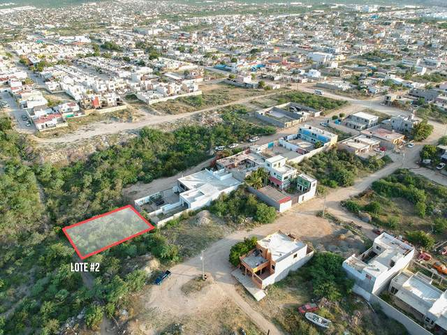 Lot 2 Calle Playa El Chileno, Cabo San Lucas, BS  (MLS #19-3498) :: Coldwell Banker Riveras