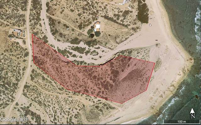Lot 13 Fraccion M-1 East Capecoast Rd 9 Palms Crown Jewel, East Cape, BS  (MLS #20-2126) :: Ronival