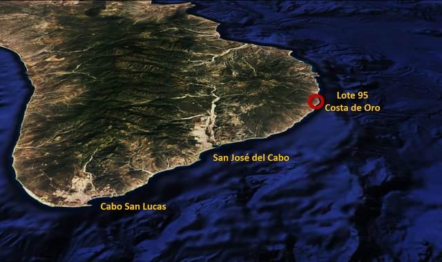 Lot 95 Costa De Oro, East Cape, BS  (MLS #20-2160) :: Own In Cabo Real Estate