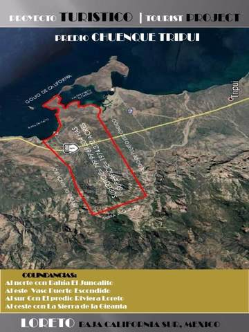 24 Transpeninsular Km 24 Juncalito, Loreto, BS  (MLS #20-2289) :: Ronival
