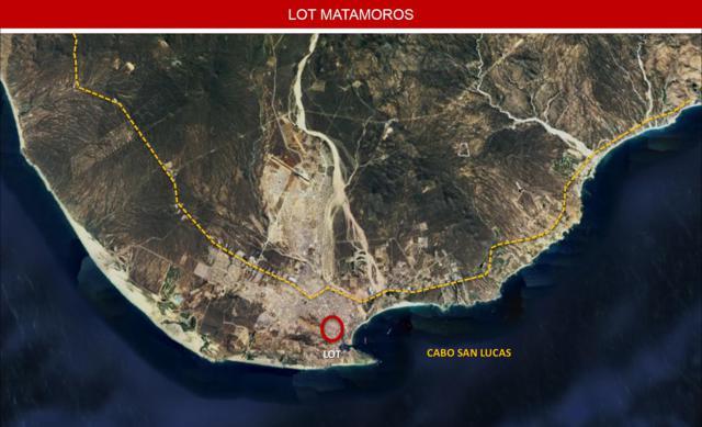 Lot Matamoros, Cabo San Lucas, BS  (MLS #18-1852) :: Los Cabos Agent
