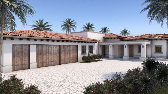 Altillo Lot 69, San Jose del Cabo, BS  (MLS #18-1367) :: Los Cabos Agent